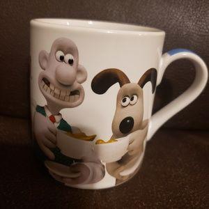 Wallace & Gromit coffee mug